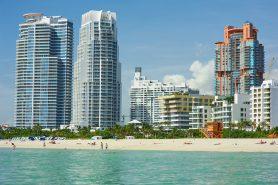 Miami Beach Painting